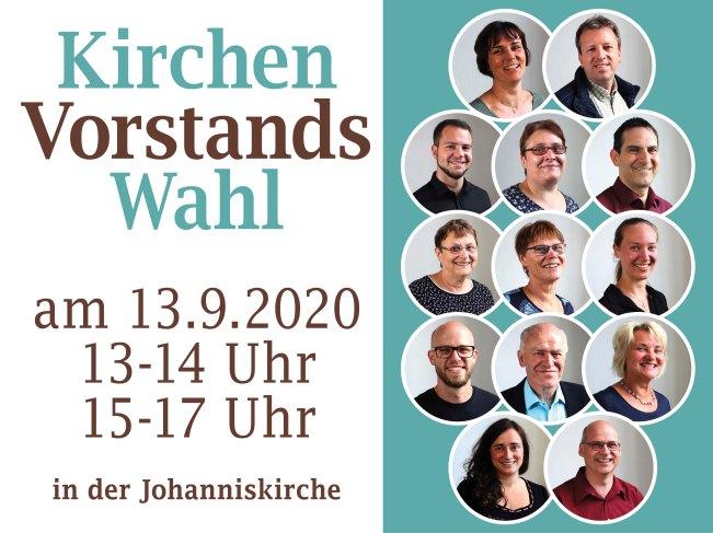 KV Kandidaten 2020 Plakat klein